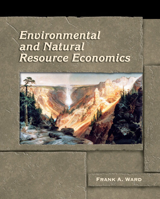 Environmental And Natural Resource Economics Ward