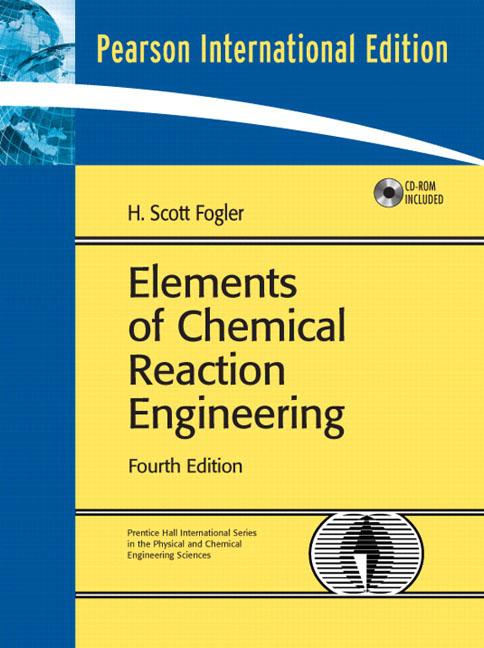 Download ebook chemical reaction engineering fogler