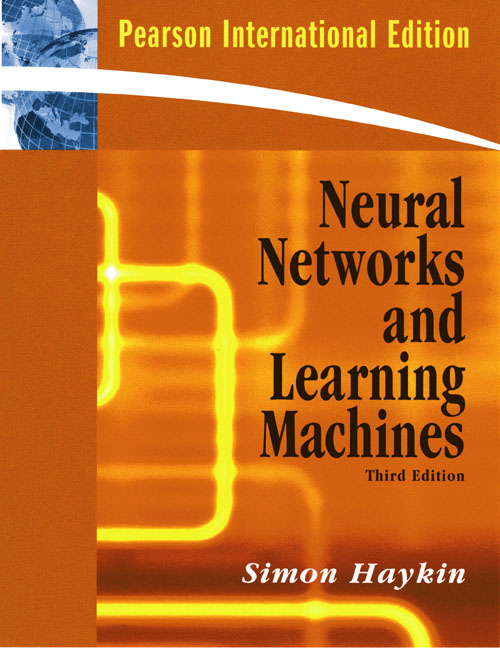 Pearson Education - Neural Networks and Learning Machines