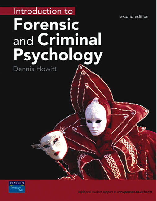 Forensic Psychology media studies in australia