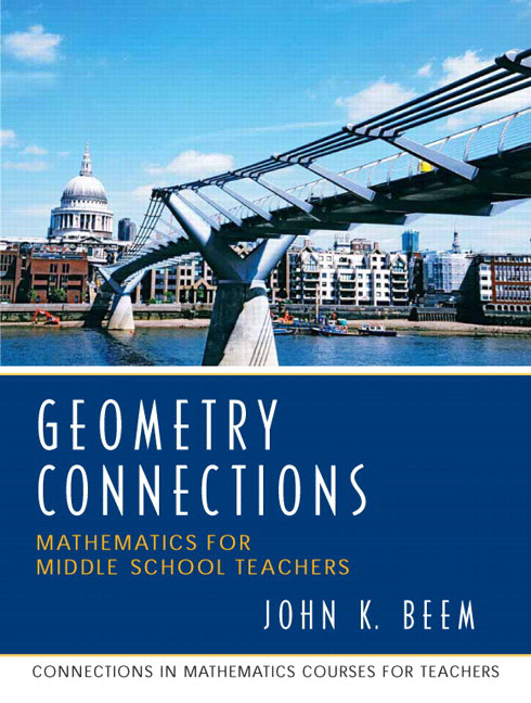 New Pearson Geometry Common Core Practice and Problem solving Workbook Grade 9