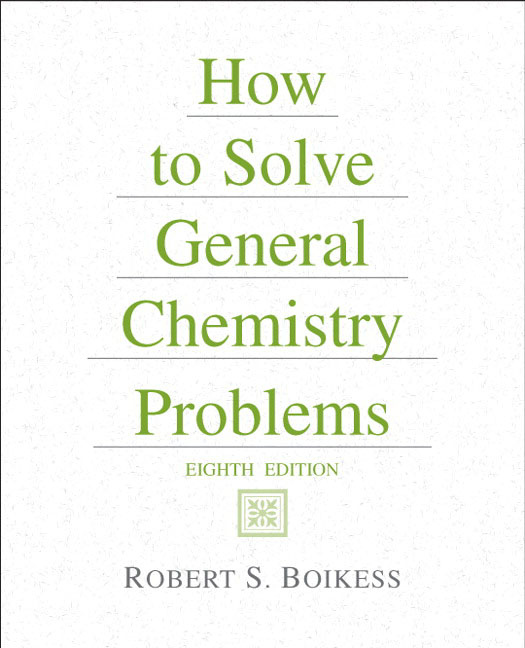 how to solve density problems in chemistry