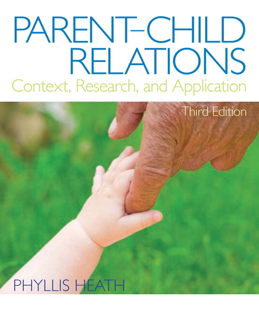 parent child relationship context research and application
