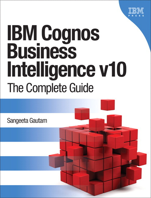 Pearson Education - IBM Cognos Business Intelligence v10