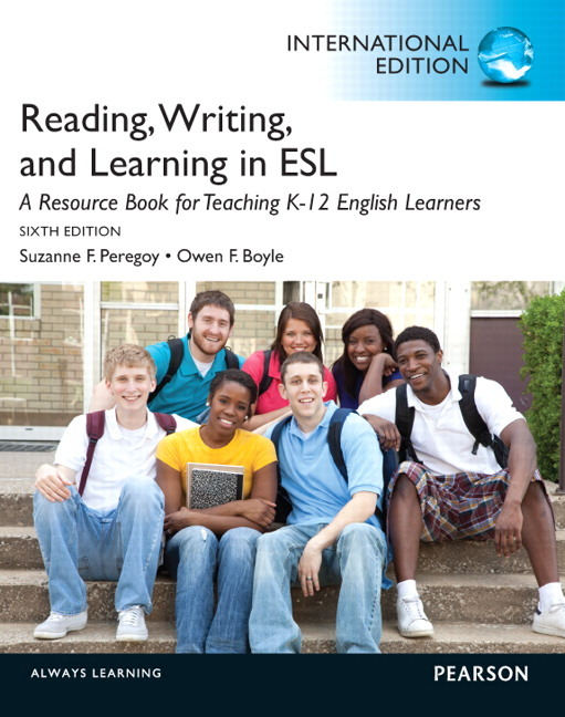 peregoy and boyle reading writing and learning in esl
