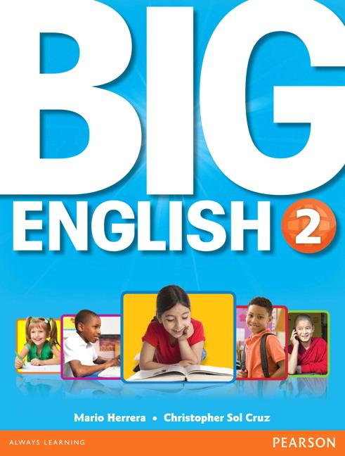 Pearson Education - Big English 2 Student Book