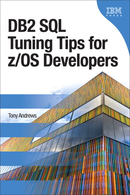 Pearson Education - DB2 SQL Tuning Tips for z/OS Developers