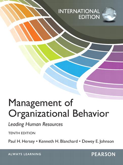 Online Master's in Management and Organizational Behavior