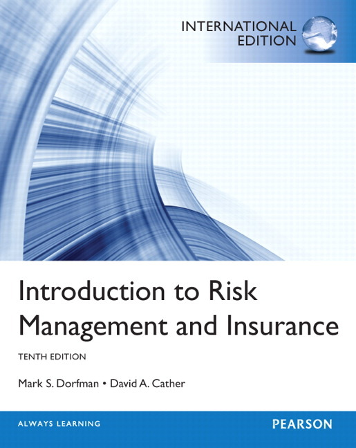Risk Management and Insurance write my assignment australia