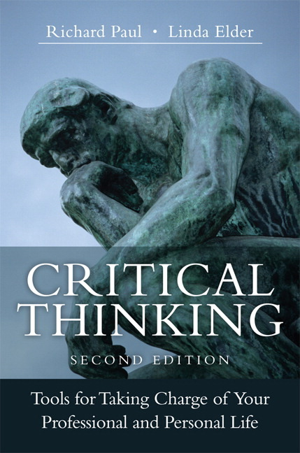 pearson education critical thinking For student success and career development, or critical thinking courses written by two of the leading experts in the field, this book's approach to critical.