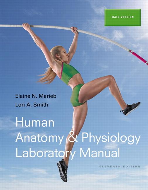 Pearson Education Human Anatomy Physiology Laboratory Manual