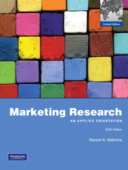 Basic Marketing Research 4th Edition