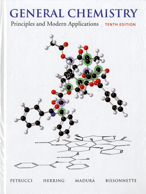 General chemistry principles and modern applications with