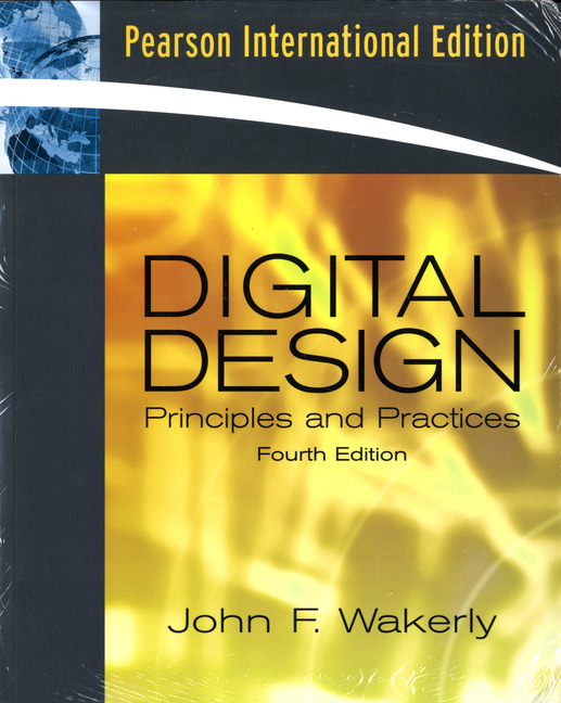 Digital Design Principles And Practices John F Wakerly Free Download