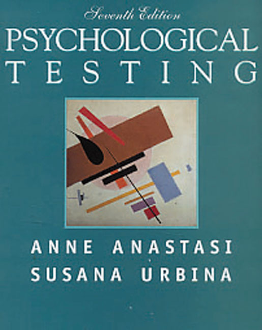 Buy Psychological Testing