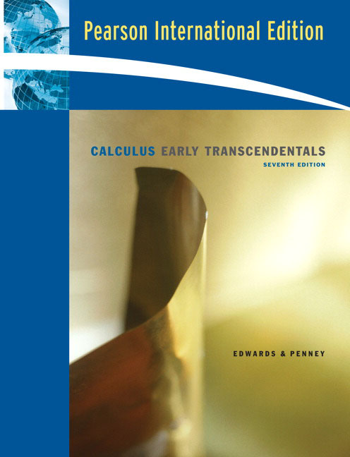 Buy Calculus, Early Transcendentals