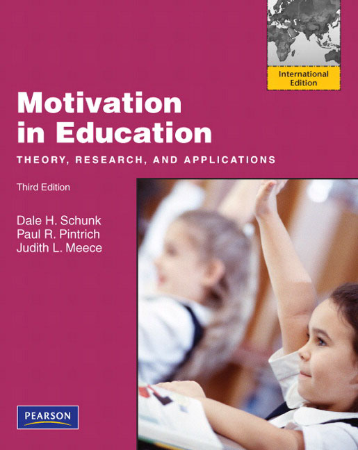 Pearson Education - Motivation in Education