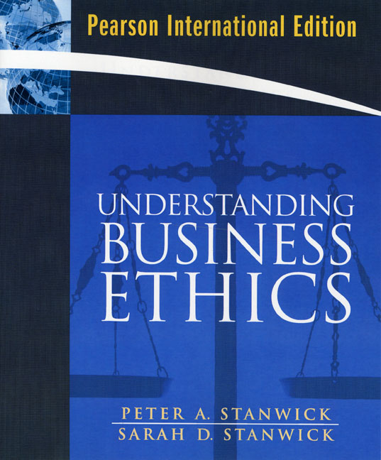 an understanding of business ethics Find out why business ethics are critical to ethical performance is a major focus in business today making ethics a substantial and understanding the.