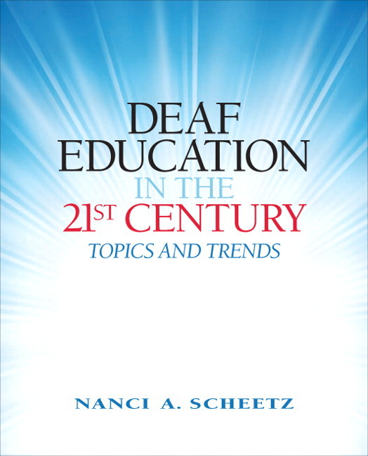 deaf education teachers essay