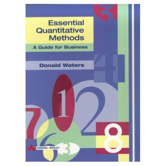 essential quantitative methods for business management and finance pdf