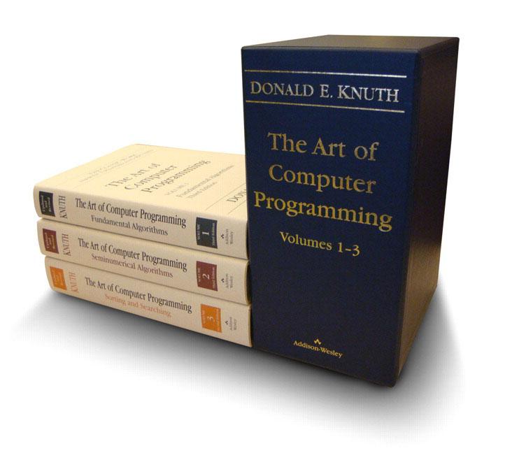 bol.com   Art of Computer Programming, The   9780201896831 ...