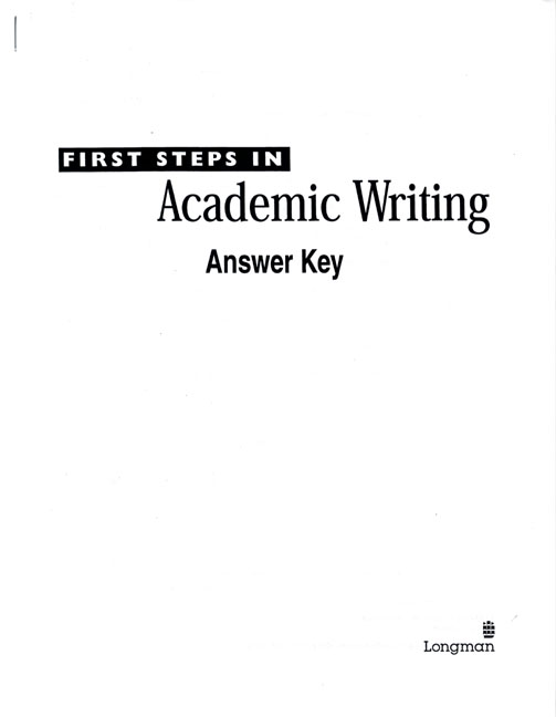 Writing academic english pearson pdf