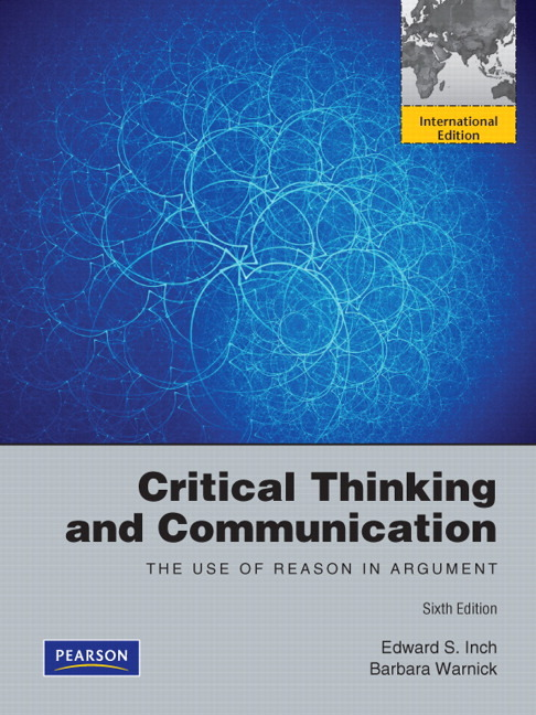 Critical Thinking for Business Communication & Technical Writing