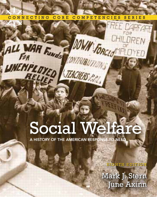 social sciences welfare