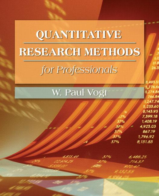 quantitative research method