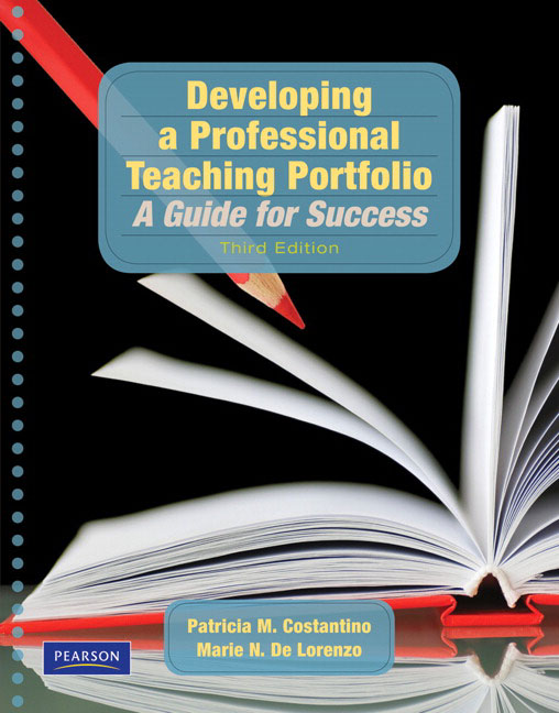 Pearson education developing a professional teaching portfolio