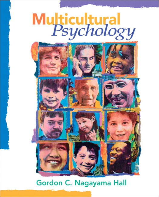 history of multicultural psychology Multicultural psychology multicultural psychology anthony stamatouras university of phoenix may 3, 2010 multicultural psychology multicultural psychology is something that is relevant in.