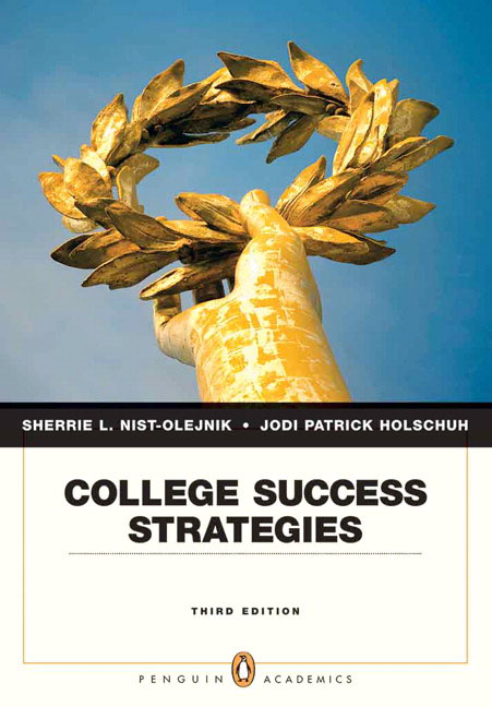 Behavioral Science top 10 secrets of college success