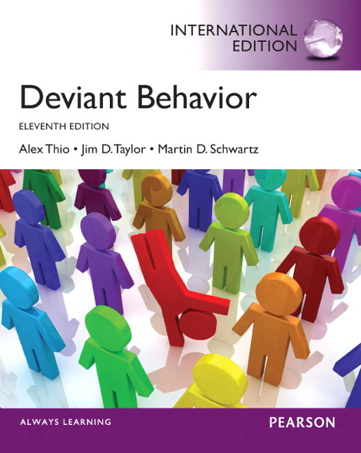 Deviant Behavior Essays (Examples)