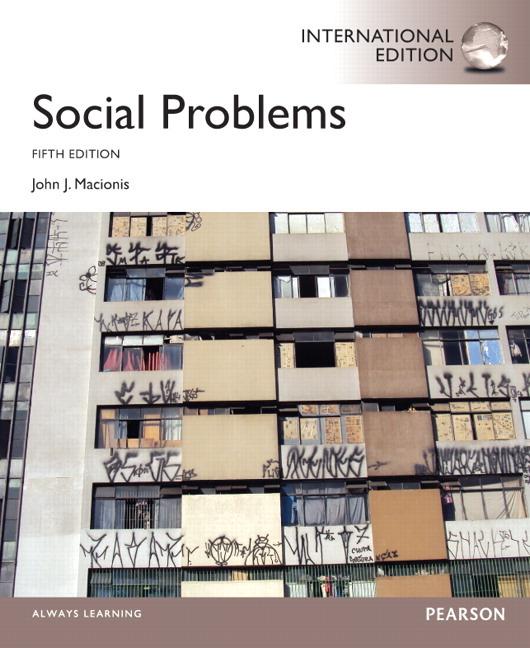Social problems 5th edition john macionis