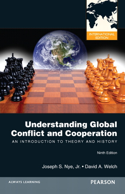 conflict or cooperation The idea of war and conflict as a driver of cooperation has regularly been  discussed in this blog, and it is often assumed that people help one.