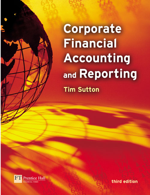 corporate financial reporting and revision