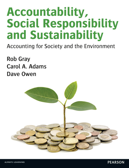 sustainability in accounting Reporting on sustainability can help organisations work towards better practice michele witthaus looks at trends in this type of disclosure by ports.