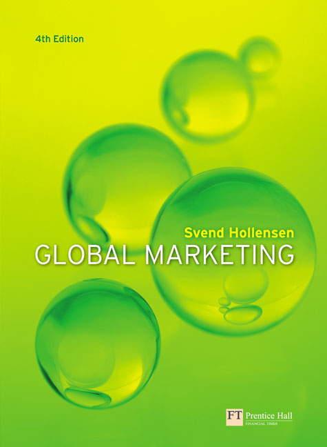 global marketing a decision oriented approach 4th ed svend hollensen Global marketing has 31 ratings and 2 reviews written from the perspective of  the firm competing in international markets, this book is developed primar.