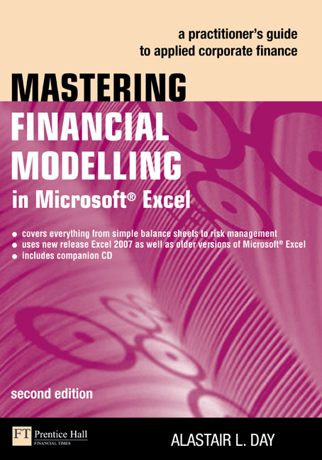 Pearson Education - Mastering Financial Modelling in Microsoft Excel