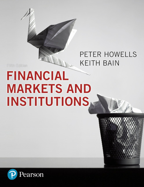 financial markers and institutions Financial markets and institutions required reading: mishkin, chapter 1 and chapter 2.