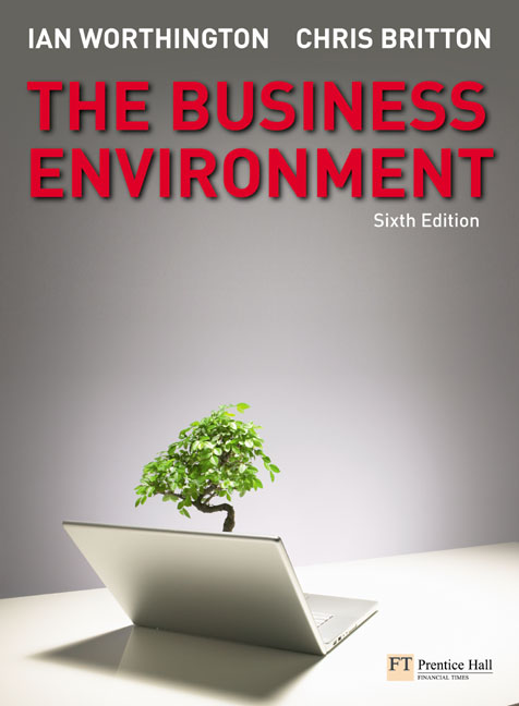 pearson essential environment 6th edition