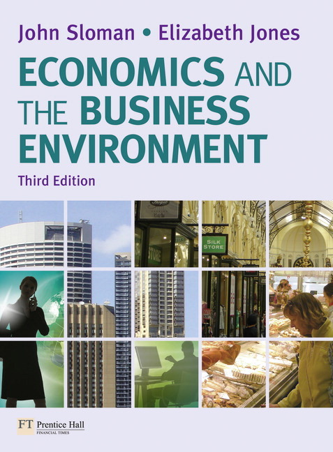 economics and business environment Advertisements: business environment types (external micro and external macro) type 1# external micro environment: micro external forces have an important effect on business operations of a firm.