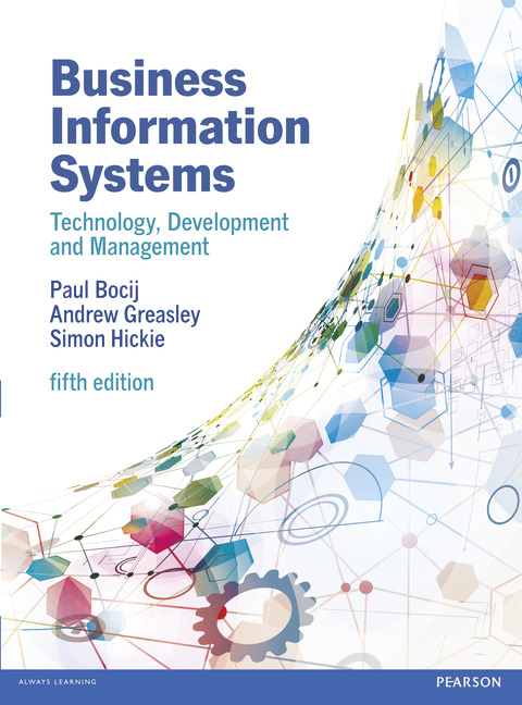 Pearson education business information systems 5th edn business information systems 5th edn fandeluxe Images