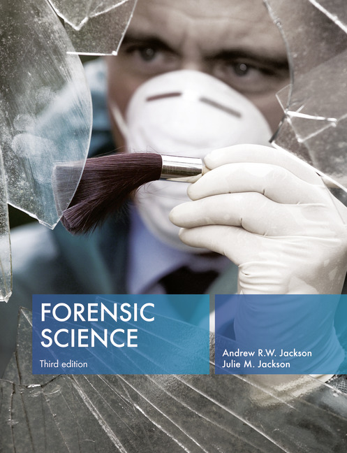 forensics scientist