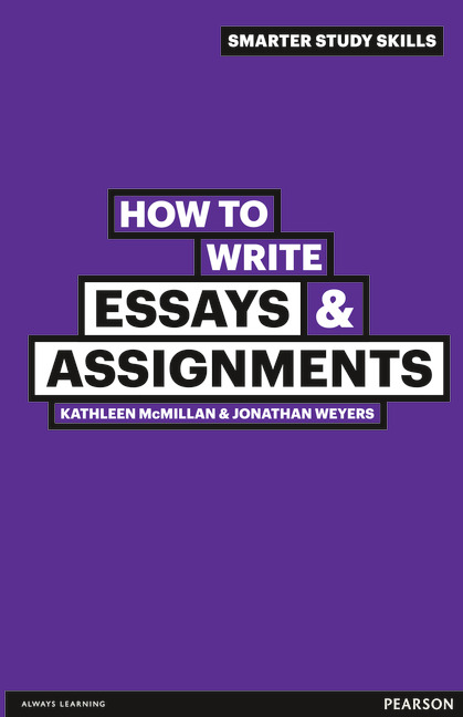 how to write a assignment