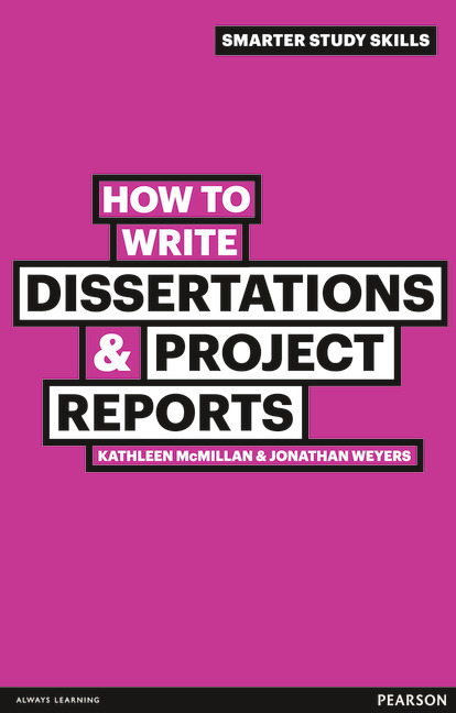 Dissertation project report marketing