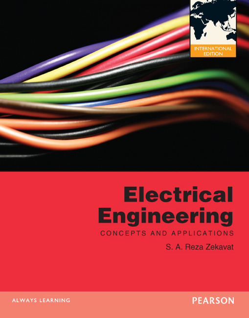 Pearson Education - Electrical Engineering: Concepts and Applications