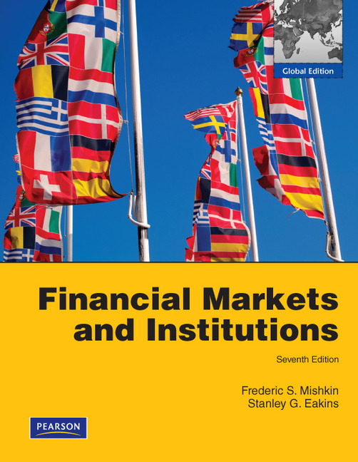 Financial Markets and Institutions, 11 edition