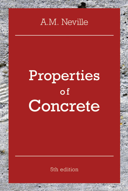 Properties Of Concrete : Pearson education properties of concrete