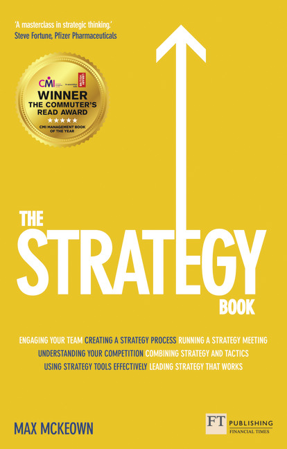 Max Mckeown the strategy book